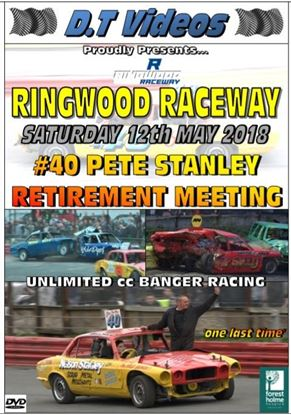 Picture of Ringwood Raceway 12th May 2018 PETE STANLEY FAREWELL