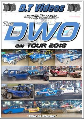 Picture of DWO on Tour 2018