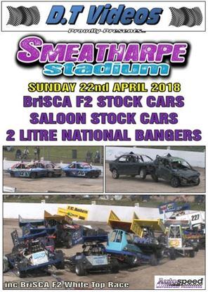 Picture of Smeatharpe Stadium 22nd April 2018 BriSCA F2