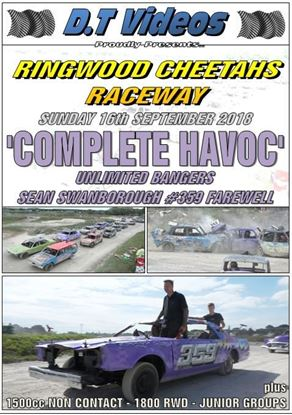 Picture of Ringwood Cheetahs Raceway 16th September 2018 HAVOC