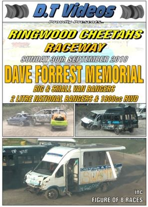 Picture of Ringwood Cheetahs Raceway 30th September 2018 VANS