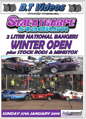 Picture of Smeatharpe Stadium 27th January 2019 WINTER OPEN