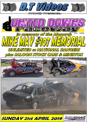 Picture of St Day 21st April 2019 MIKE MAY MEMORIAL