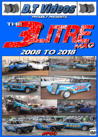 Picture of 3 Litre Magazine 2008 to 2018