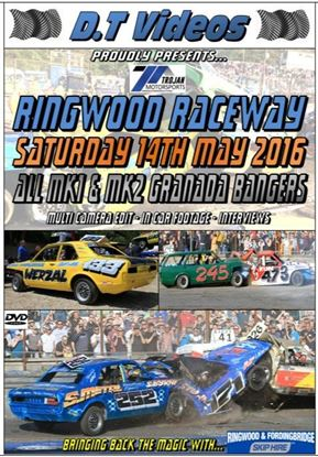 Picture of Ringwood Raceway 14th May 2016 GRANADA MEETING