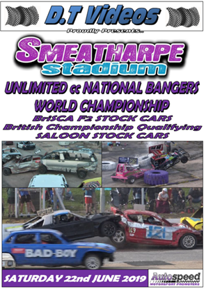 Picture of Smeatharpe Stadium 22nd June 2019 BANGER WORLD FINAL