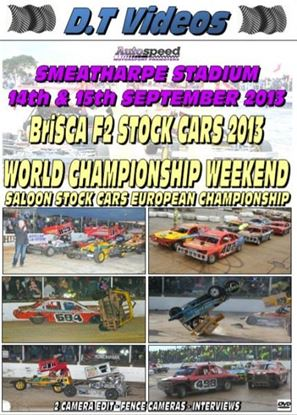 Picture of Smeatharpe Stadium 14th/15th September 2013 BriSCA F2 WORLD WEEKEND
