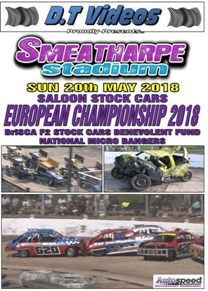 Picture of Smeatharpe Stadium 20th May 2018 Euro Day 2