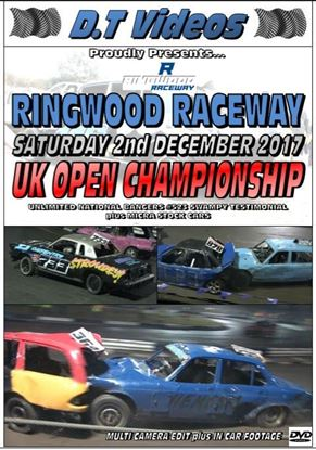 Picture of Ringwood Raceway 2nd December 2017 UK OPEN