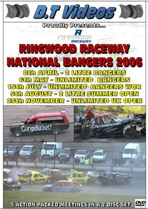 Picture of Ringwood Raceway National Bangers 2006