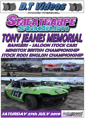 Picture of Smeatharpe Stadium 27th July 2019 TONY JEANES MEMORIAL