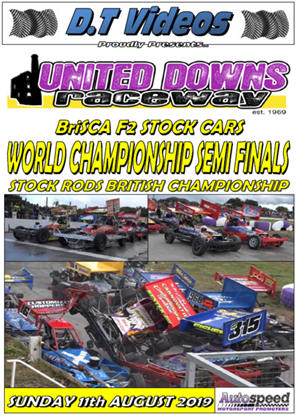 Picture of St Day 11th August 2019 BriSCA F2 WORLD SEMI FINALS
