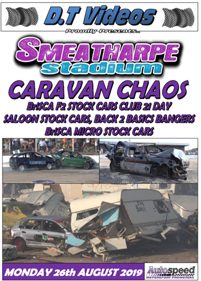 Picture of Smeatharpe Stadium 26th August 2019 CARAVAN CHAOS