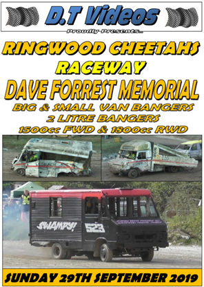 Picture of Ringwood Cheetahs 29th September 2019 DAVE FORREST MEMORIAL