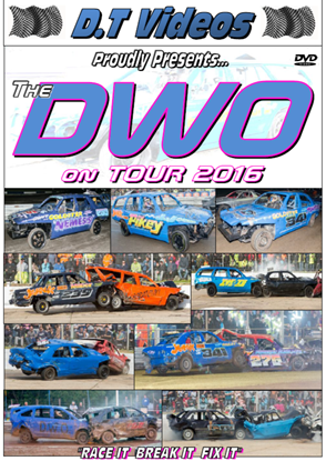Picture of DWO on Tour 2016