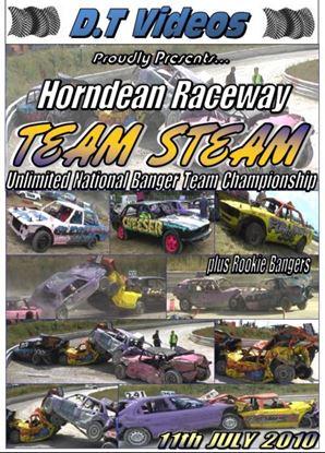 Picture of Horndean Raceway 11th July 2010 TEAM STEAM