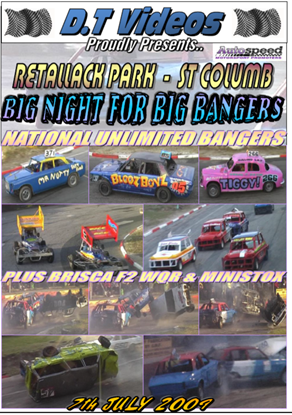 Picture of St Columb (Westworld) 7th July 2009 BIG NIGHT FOR BIG BANGERS
