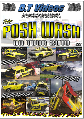 Picture of Posh Wash on Tour 2010