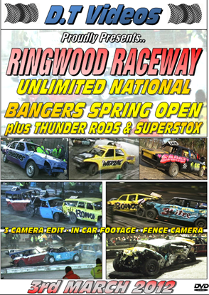 Picture of Ringwood Raceway 3rd March 2012 SPRING OPEN