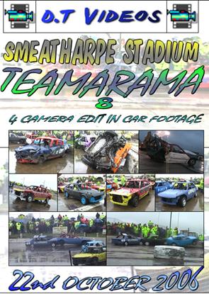 Picture of Smeatharpe Stadium 22nd October 2006 TEAMARAMA 8
