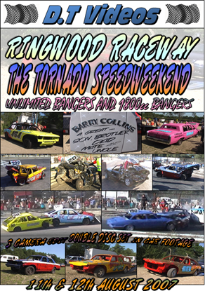 Picture of Ringwood Raceway 11th & 12th August 2007 TORNADO SPEEDWEEKEND