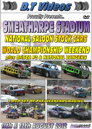 Picture of Smeatharpe Stadium 11th & 12th August 2012 SALOON STOCK CARS WORLD FINAL