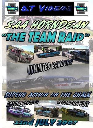 Picture of Horndean Raceway 22nd July 2007 TEAM RAID
