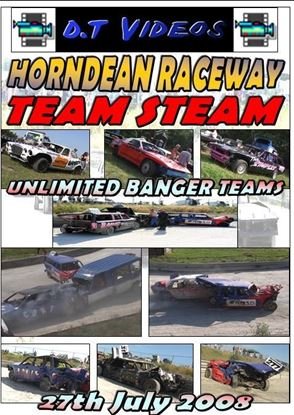Picture of Horndean Raceway 27th July 2008 TEAM STEAM