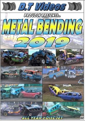 Picture of Metal Bending 2019 Double Disc Set