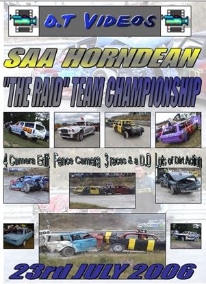 Picture of Horndean Raceway 23rd July 2006 TEAM RAID