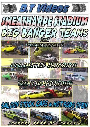 Picture of Smeatharpe Stadium 20th July 2008 BIG BANGER TEAMS