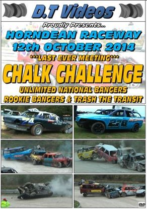 Picture of Horndean Raceway 12th October 2014 LAST EVER MEETING