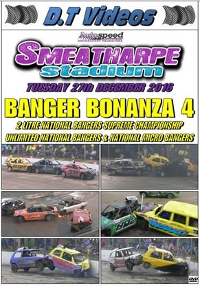 Picture of Smeatharpe Stadium 27th December 2016 BANGER BONANZA