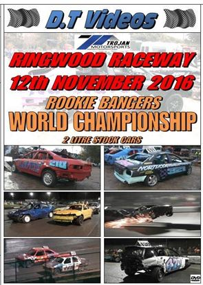 Picture of Ringwood Raceway 12th November 2016 ROOKIE WORLD FINAL