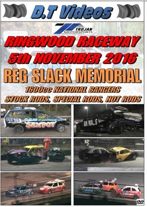Picture of Ringwood Raceway 5th November 2016 REG SLACK MEMORIAL