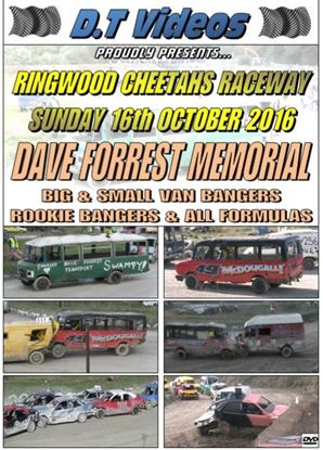 Picture of Ringwood Cheetahs Raceway 16th October 2016 DAVE FORREST MEMORIAL