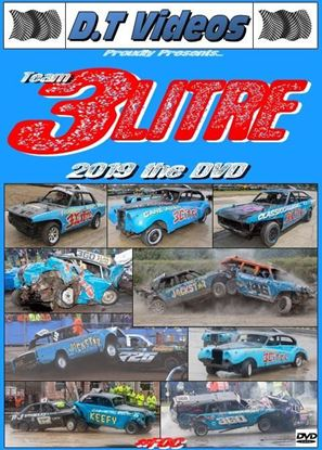 Picture of 3 Litre 2019 The DVD