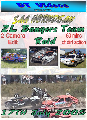 Picture of Horndean Raceway 17th July 2005 THE RAID