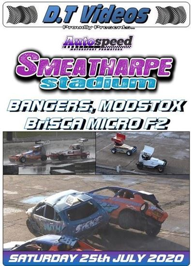 Picture of Smeatharpe Stadium 25th July 2020 MODSTOX