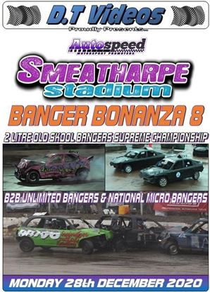 Picture of Smeatharpe Stadium 28th December 2020 BANGER BONANZA 8