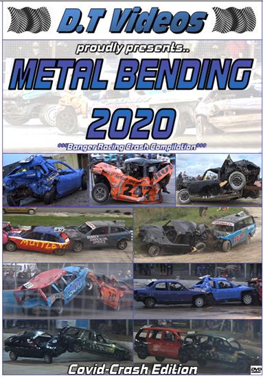 Picture of Metal Bending 2020 Covid-Crash DVD