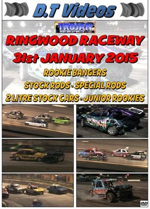 Picture of Ringwood Raceway 31st January 2015