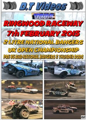 Picture of Ringwood Raceway 7th February 2015 2 LITRE UK OPEN