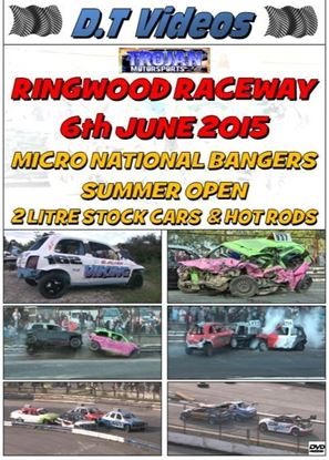 Picture of Ringwood Raceway 6th June 2015