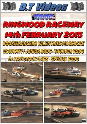 Picture of Ringwood Raceway 14th February 2015