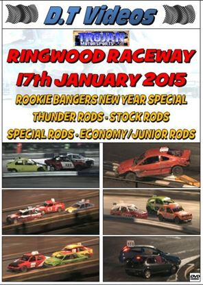 Picture of Ringwood Raceway 17th January 2015