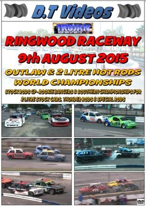Picture of Ringwood Raceway 9th August 2015