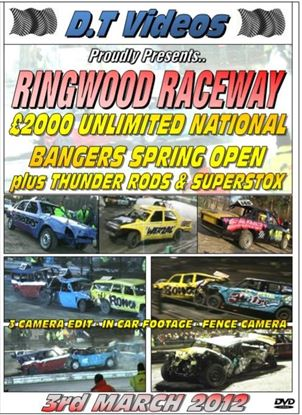 Picture of Ringwood Raceway 3rd March 2012 (Bangers Only)
