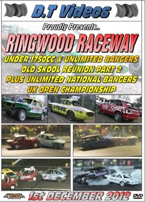 Picture of Ringwood Raceway 1st December 2012