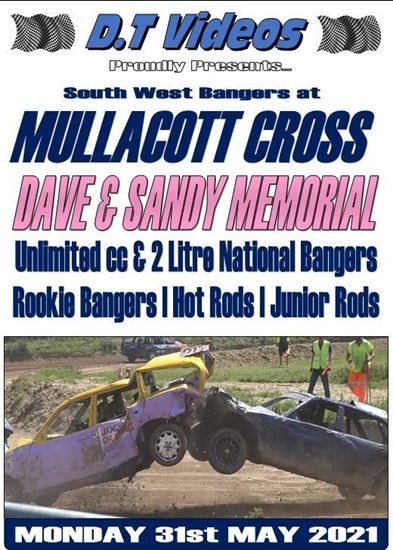 Picture of Mullacott Cross 31st May 2021 DAVE/SANDY MEMORIAL DAY 2